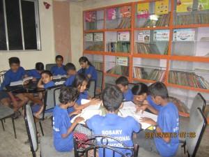 boarding schools in mumbai library